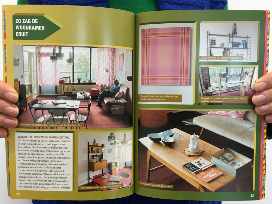 Hollandse Huiskamers - Victor! grafisch ontwerp